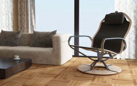 Reading chair concept