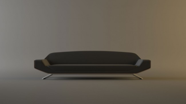 New couch and coffee table concept.