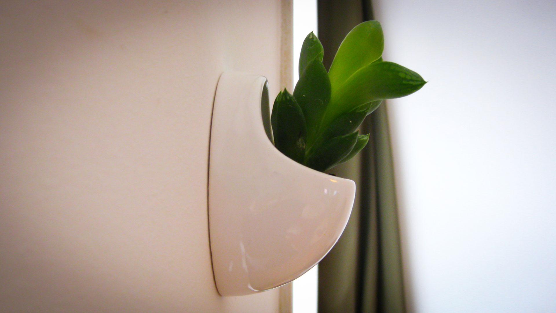 Mini muur planter